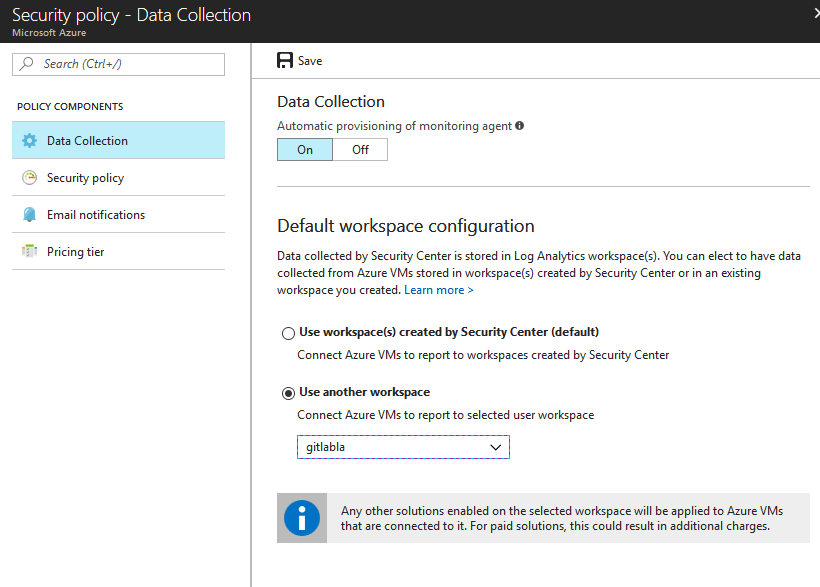 Tips and Tricks of Setting up Azure Security Center – Cloud
